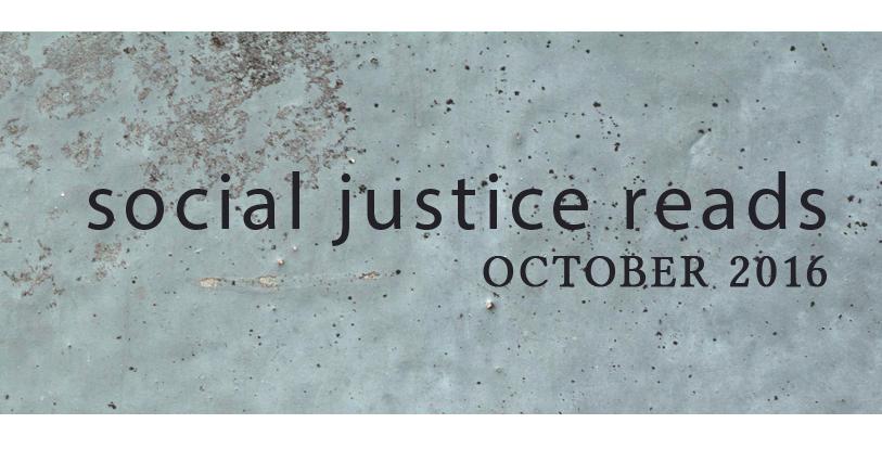 Social Justice Book Reviews