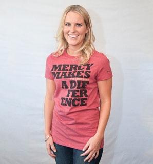 Mercy Ships life saving surgeries t-shirt