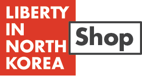 Liberty in North Korea, refugee rescue t-shirts