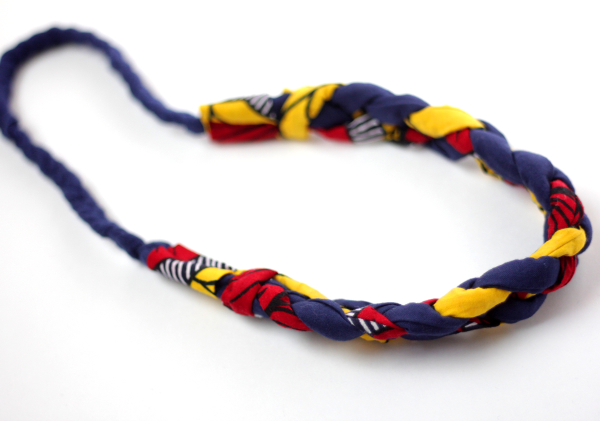 Toddler Friendly Rope Necklace