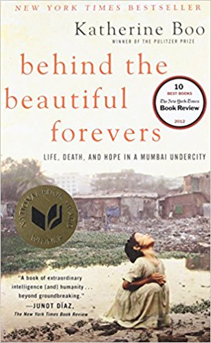 Book review of Behind the Beautiful Forevers