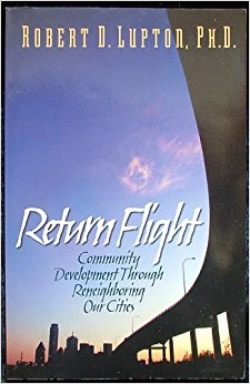 Book review of Return Flight by Bob Lupton