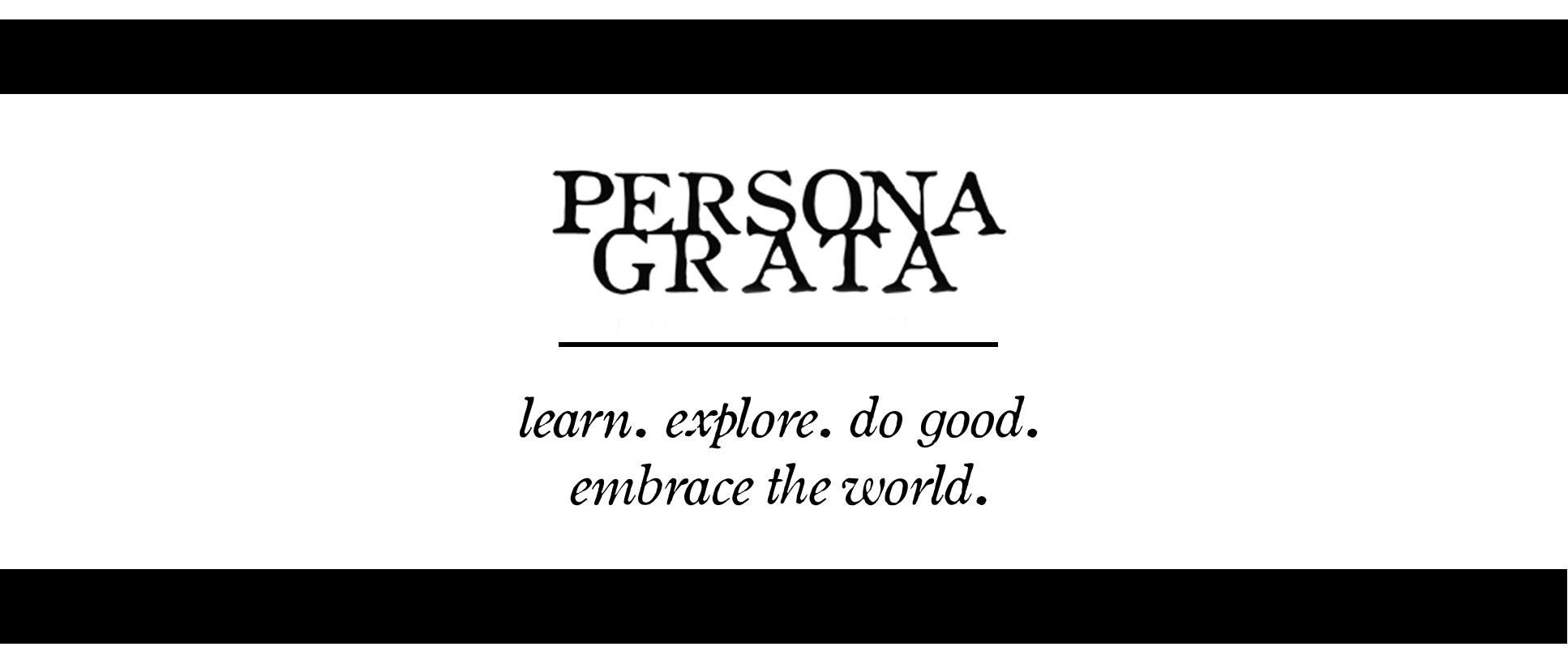 Persona Grata Goods
